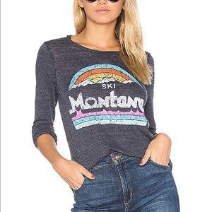 Chaser ski Montana shirt